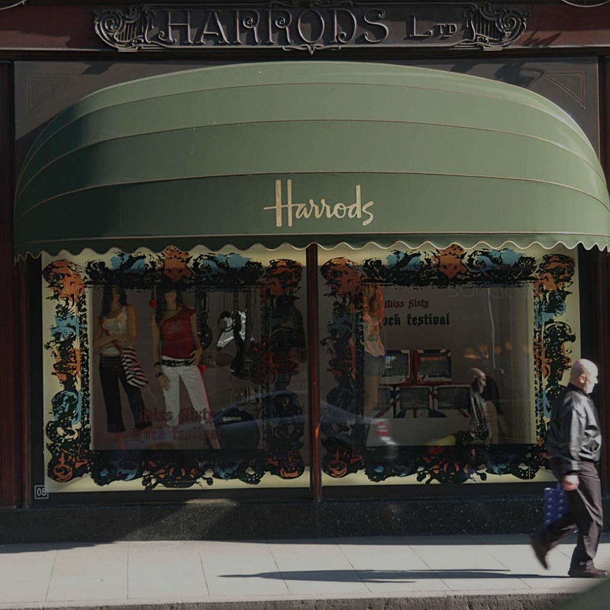 LONDON: Harrods